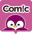 Comic icon on